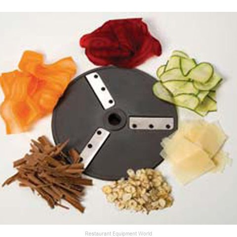 Piper Products HS-7 Food Processor, Slicing Disc Plate