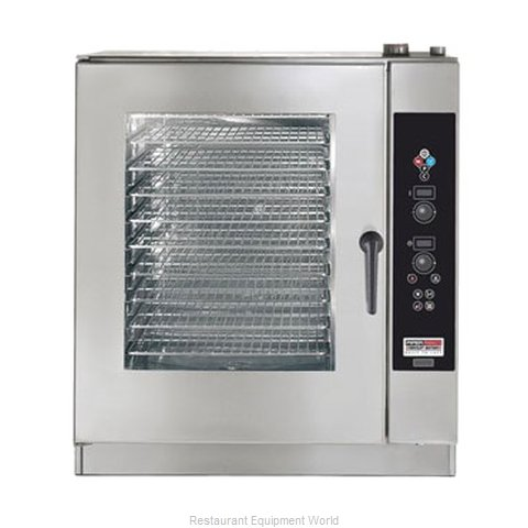 Piper Products HVE 101P Combi Oven Electric Half Size