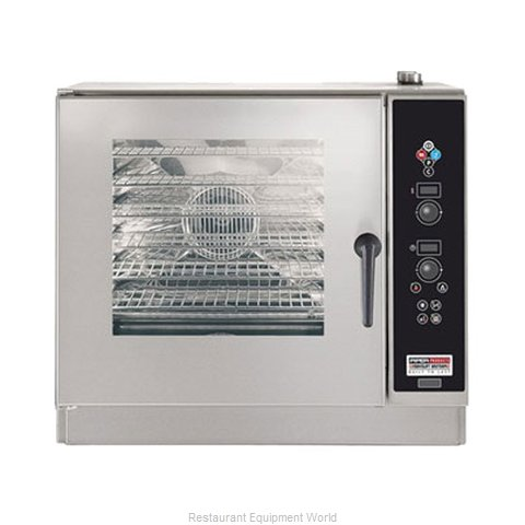 Piper Products HVG 061P Combi Oven Gas Half Size