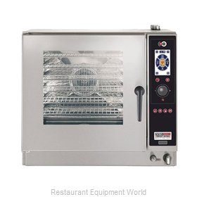 Piper Products HVG 061X Combi Oven Gas Half Size