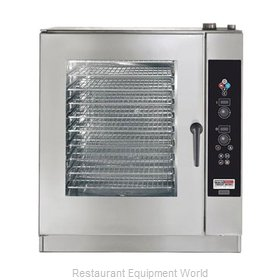 Piper Products HVG 101P Combi Oven Gas Half Size