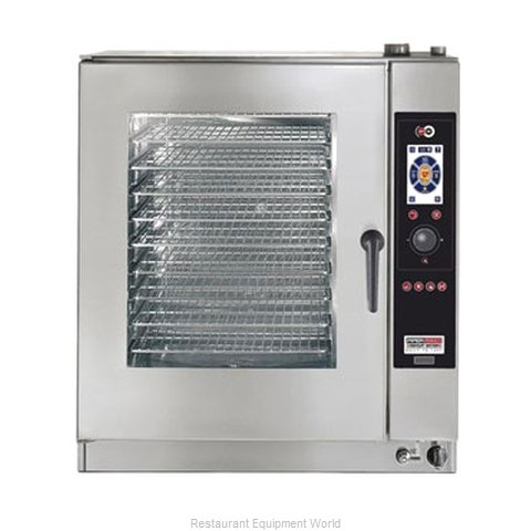 Piper Products HVG 101X Combi Oven Gas Half Size