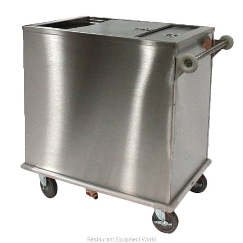 Piper Products ICE-2 Ice Bin Chest Mobile