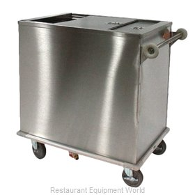 Piper Products ICE-2 Ice Bin / Ice Caddy , Mobile