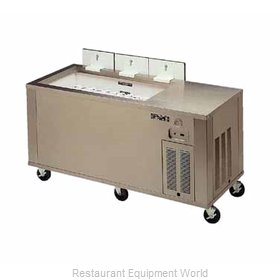 Piper Products ICE-60 Serving Counter, Ice Cream
