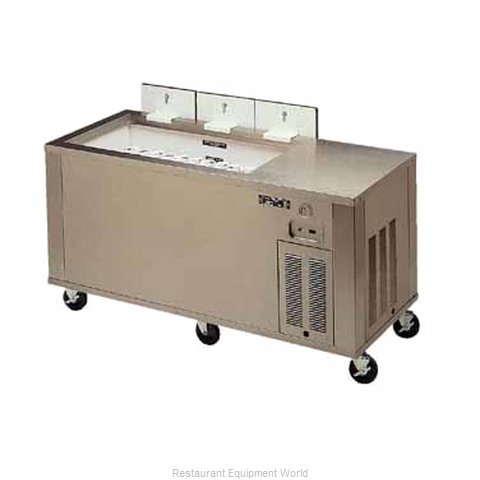Piper Products ICE-74 Serving Counter Ice Cream Buffet