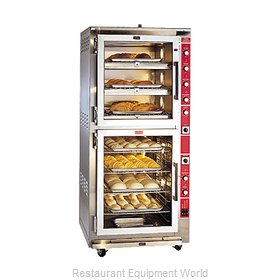 Piper Products OP-3 Oven/Proofer Combination