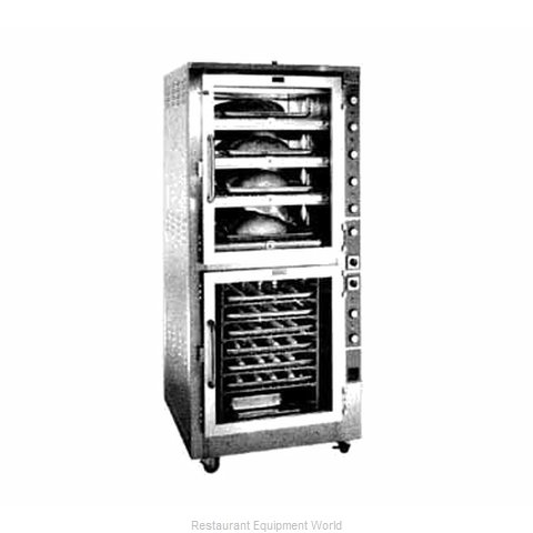 Piper Products OP-4H Oven Proofer Combination Convection