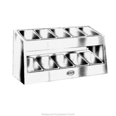 Piper Products P-10 Flatware Holder