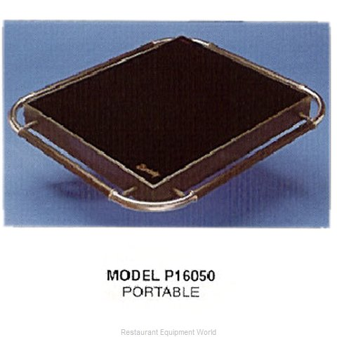 Piper Products P16050-OHD600 Hotplate Potrable electric