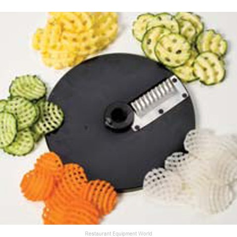 Piper Products PG8-7 Food Processor, Slicing Disc Plate