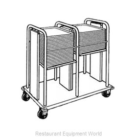 Piper Products PT/1014MO2 Dispenser, Tray Rack