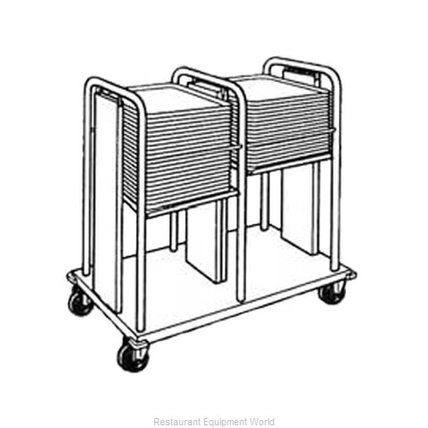 Piper Products PT/1216MO2 Dispenser Tray Rack