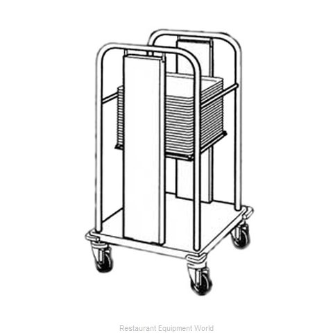 Piper Products PT/1622MO Dispenser Tray Rack