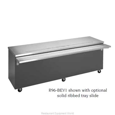 Piper Products R1-BEV2 Serving Counter, Beverage