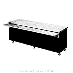 Piper Products R1-HT Serving Counter, Hot Food, Electric