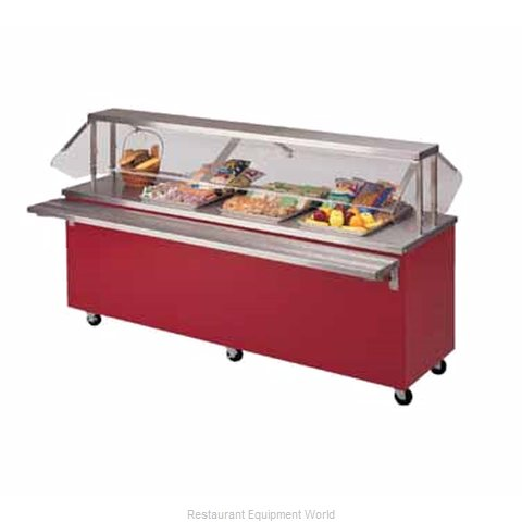 Piper Products R1-ST Serving Counter, Utility (Magnified)