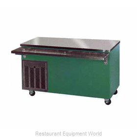 Piper Products R2-HT Serving Counter, Hot Food, Electric