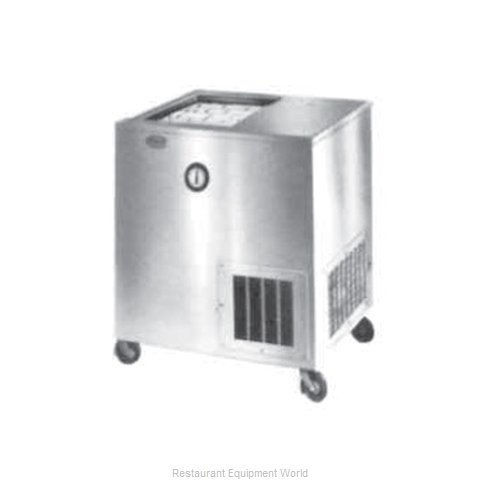 Piper Products R22-M(MOBILE) Dispenser Refrigerated Packaged Ice Cream Milk
