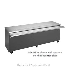 Piper Products R4-BEV2 Serving Counter, Beverage