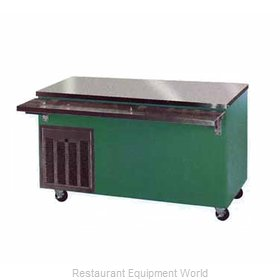 Piper Products R5-HT Serving Counter, Hot Food, Electric