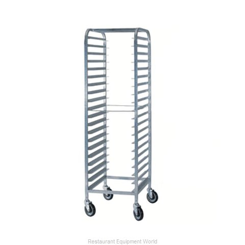 Piper Products R518 Knock-Down Roll-In Angle Rack