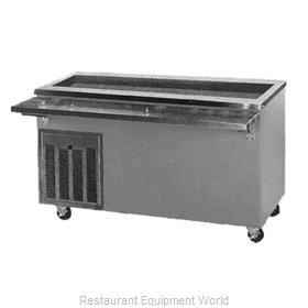 Piper Products R6-BCM Serving Counter, Cold Food