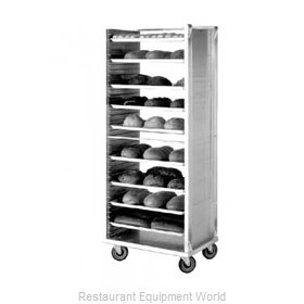 Piper Products R836 Rack Roll-In Refrigerator