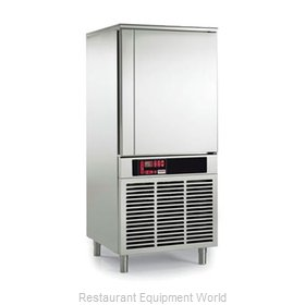 Piper Products RCM121S Blast Chiller Freezer, Reach-In