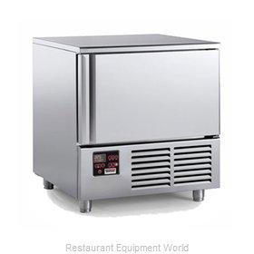 Piper Products RDM051S Blast Chiller Freezer, Undercounter