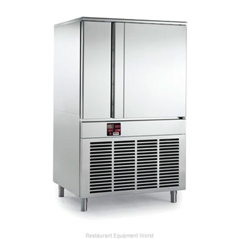 Piper Products RDM122S Blast Chiller Freezer, Reach-In