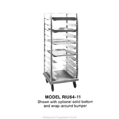 Piper Products RIU64-11 Pan Rack Mobile Universal
