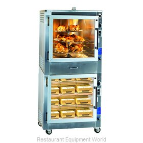 Piper Products RO-1-WB Oven, Electric, Rotisserie