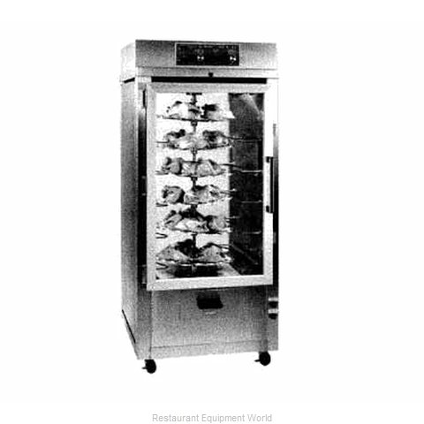 Piper Products RO-6 Oven Rotisserie Electric