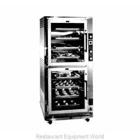 Piper Products RP-16 Proofer Cabinet, Mobile