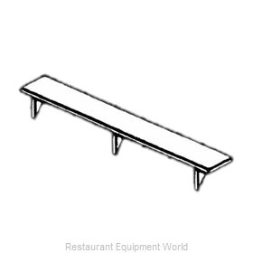 Piper Products RSFB-96 Tray Slide
