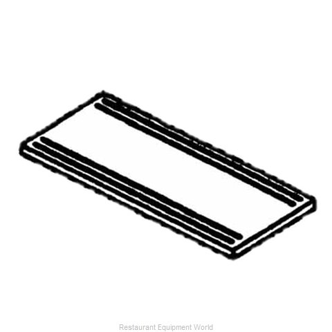 Piper Products RSRTS-50 Tray Slide