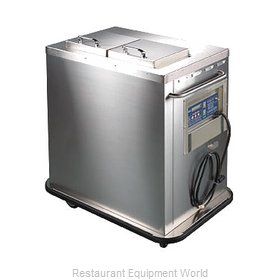 Piper Products SBH-2-HH Heated Dish Dispenser