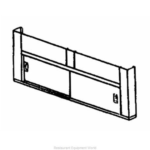 Piper Products SD-74 Sliding Doors