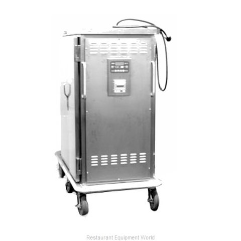Piper Products ST-24-R Meal Delivery Cart