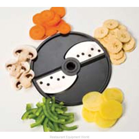 Piper Products SU7-7 Food Processor, Slicing Disc Plate