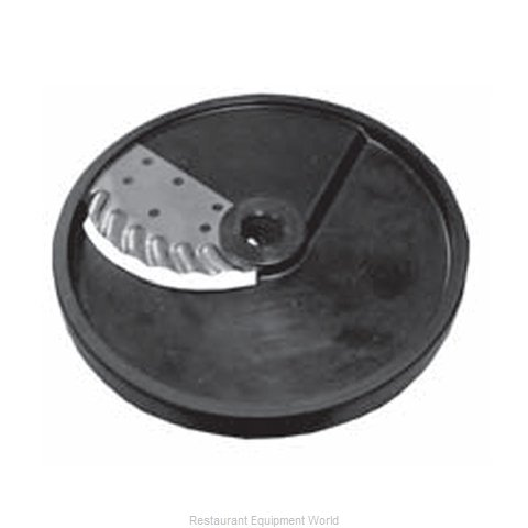 Piper Products TO-7 Food Processor, Slicing Disc Plate