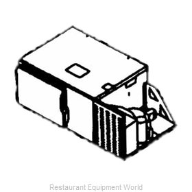 Piper Products UCR-2 Refrigerated Base Insert