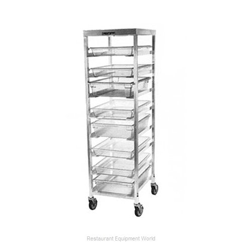 Piper Products W68-1826-9 Rack Mobile Tray Single Compartment