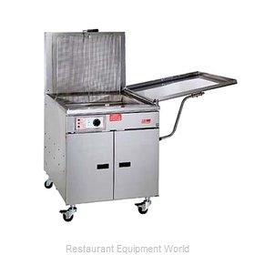 Pitco 24FF Fryer, Gas, Chicken / Fish