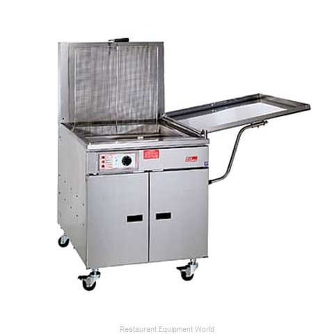Pitco 24FFSS Fryer Chicken Fish Gas
