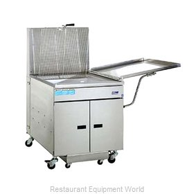 Pitco 24RUFMSS Fryer Doughnut Gas