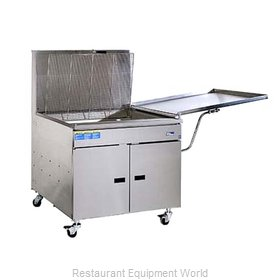 Pitco 34PSS Fryer Doughnut Gas