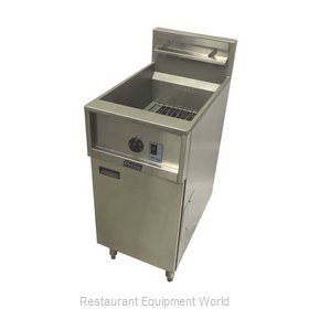 Pitco E35 Fryer, Electric, Floor Model, Full Pot