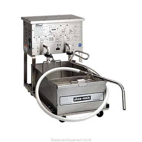 Pitco P34 Fryer Filter Mobile